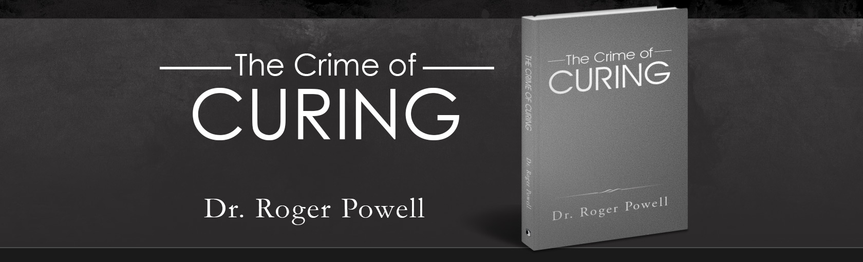 The Crime of Curing